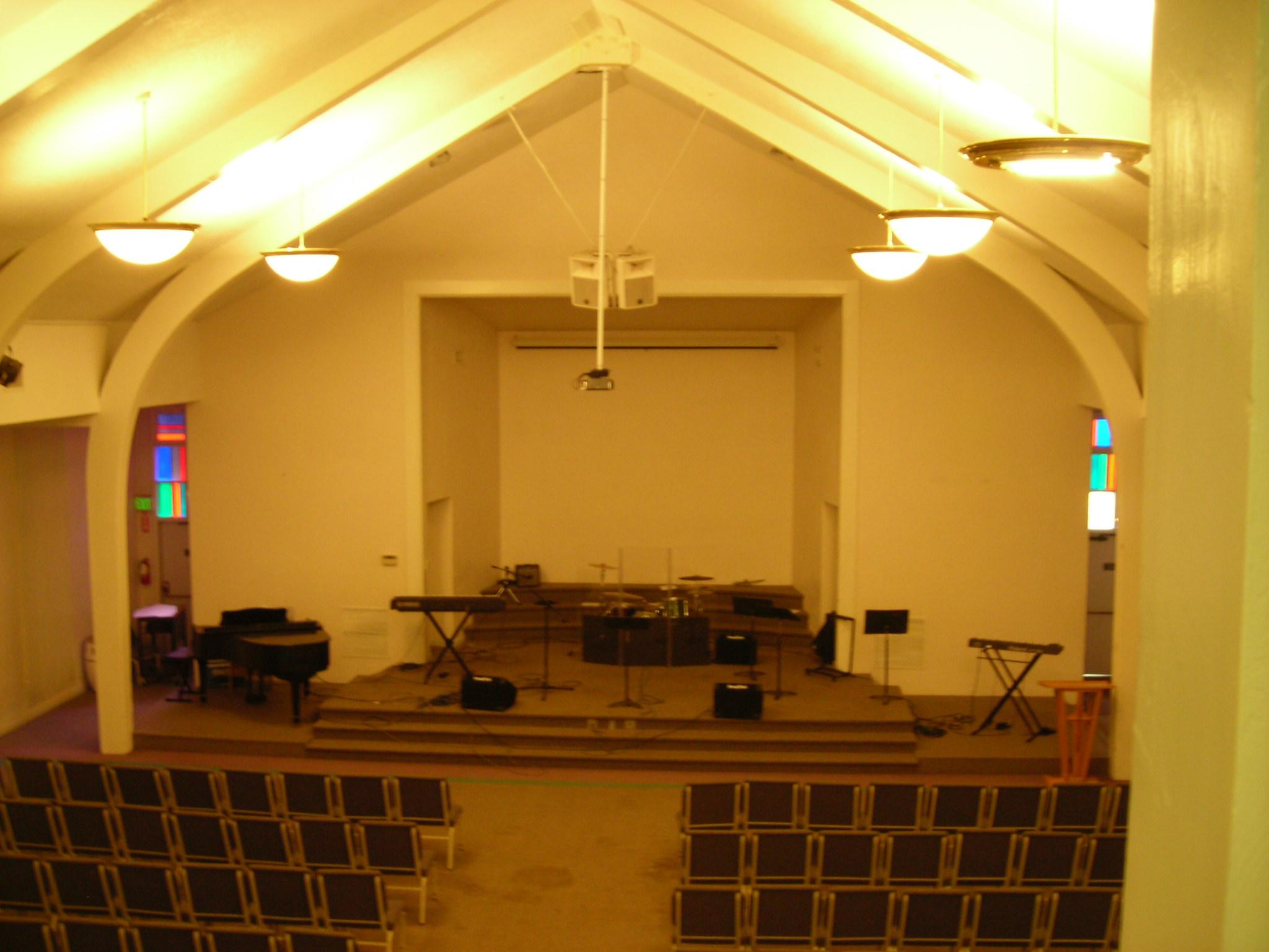 City Bible Church At Rocky Butte 9200 Ne Fremont Portland